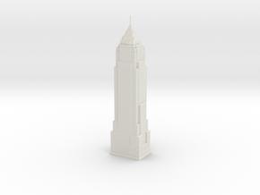 Key Tower (1:2000) in White Natural Versatile Plastic
