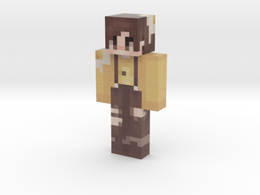 SombUwU | Minecraft toy in Natural Full Color Sandstone