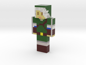 SK101 | Minecraft toy in Natural Full Color Sandstone