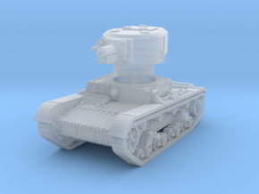 T 26 4 76mm Tank 1/160 in Smooth Fine Detail Plastic