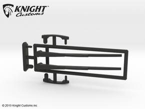 PM10016 Metric Wipers & door Handles in Black Natural Versatile Plastic
