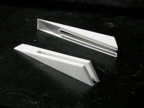 K-43_Mars_Lander_ leg housing in White Natural Versatile Plastic