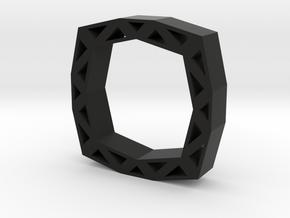 17.3mm  f110 ring gmtrx in Black Natural Versatile Plastic
