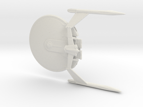 excelsior mod1 in White Natural Versatile Plastic