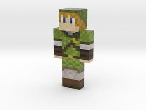 RabWaj | Minecraft toy in Natural Full Color Sandstone