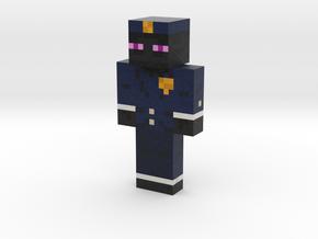 Microdiamond | Minecraft toy in Natural Full Color Sandstone