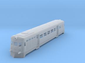 0-160fs-sri-lanka-ceylon-t1-railcar in Smooth Fine Detail Plastic
