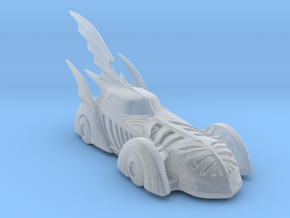 1995 Batmobile 160 scale in Smooth Fine Detail Plastic