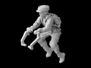 (Legion) Rebel Speederbike Trooper in Smooth Fine Detail Plastic
