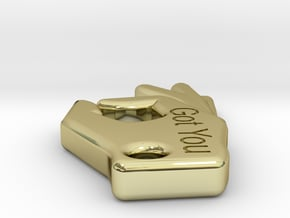 got you in 18K Yellow Gold: Small
