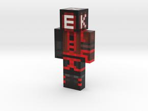 Ekuzen | Minecraft toy in Natural Full Color Sandstone