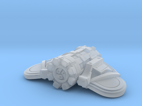 Concussive Web Shooter in Smooth Fine Detail Plastic