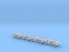M-346 & Yak-130 w/Gear x8 (FUD) in Smooth Fine Detail Plastic: 1:700
