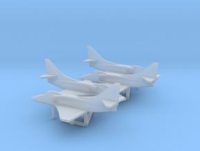 Douglas A-4E Skyhawk in Smooth Fine Detail Plastic: 1:400