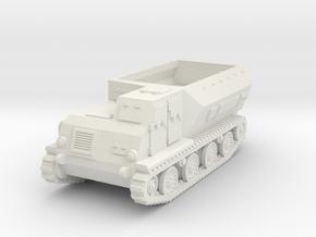 1/160 (N) Type 1 Ho-Ki in White Natural Versatile Plastic