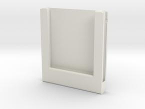 Samsung Galaxy S8+  (PORTRAIT) in White Natural Versatile Plastic