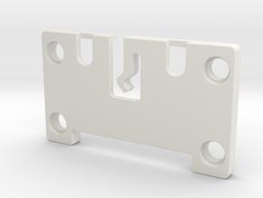 Ikea CLOSET DOOR PART in White Natural Versatile Plastic