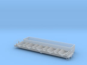 Coil Car III - HOscale in Smooth Fine Detail Plastic