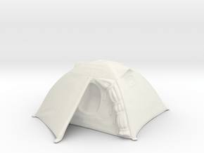 Printle Thing Tent x2 - 1/24 in White Natural Versatile Plastic