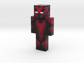 Slendch | Minecraft toy in Natural Full Color Sandstone