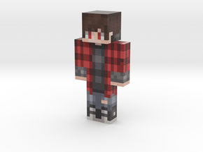 Armanaut_ | Minecraft toy in Natural Full Color Sandstone