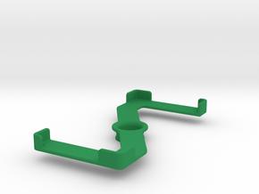 Platform (159 x 76 mm) in Green Processed Versatile Plastic
