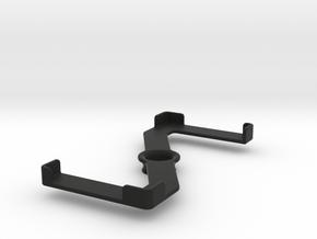 Platform (165 x 80 mm) in Black Natural Versatile Plastic