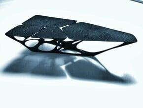 Tentacle Table in Black Natural Versatile Plastic