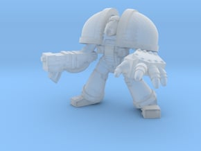 Space Orks  RoboBoyz - Space Knight in Smooth Fine Detail Plastic