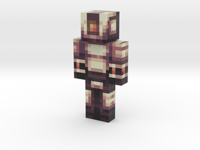 internet | Minecraft toy in Natural Full Color Sandstone