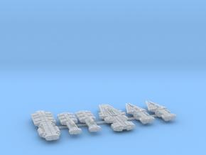 QSR Package: KON versus GSN (sprued) in Smooth Fine Detail Plastic