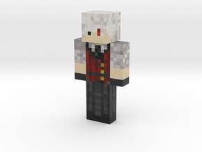 GrimHero | Minecraft toy in Natural Full Color Sandstone