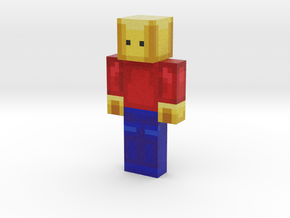 Jx | Minecraft toy in Natural Full Color Sandstone
