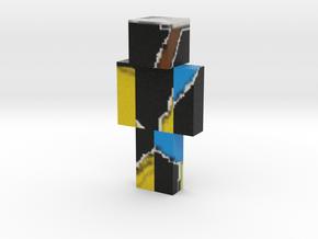 noobtime | Minecraft toy in Natural Full Color Sandstone