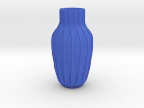 [1DAY_1CAD] BOTTLE in Blue Processed Versatile Plastic