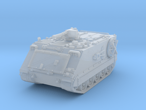 M106 A1 Mortar (closed) 1/160 in Smooth Fine Detail Plastic