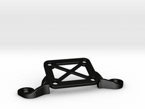 NUDA 900_Navihalter für diverse GARMIN und_TTRIDER in Matte Black Steel