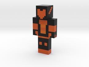 McSCV_7 | Minecraft toy in Natural Full Color Sandstone