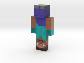 unknown | Minecraft toy in Natural Full Color Sandstone