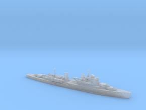 HMS Uganda 1/3000 in Smooth Fine Detail Plastic