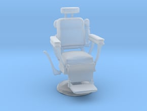 Printle Thing Barber Chair - 1/32 in Smooth Fine Detail Plastic
