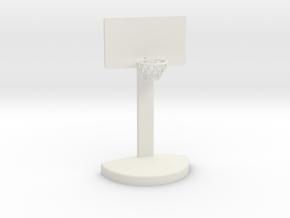 Printle Thing Baskethoop - 01 - 1/24 in White Natural Versatile Plastic