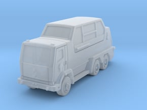 Popemobile Leyland in Smooth Fine Detail Plastic: 1:200