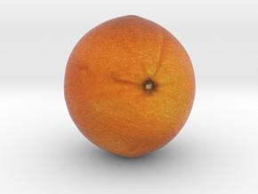 The Orange in Full Color Sandstone