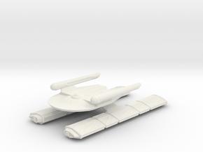 Kobayashi Maru in White Natural Versatile Plastic