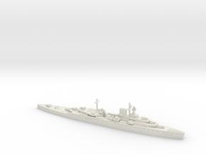 HMS Effingham 1/1800 in White Natural Versatile Plastic