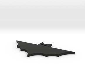 [1DAY_1CAD] BAT in Black Natural Versatile Plastic