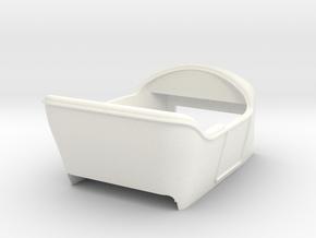 Body for Stutz Roadster c1912-14 in White Processed Versatile Plastic