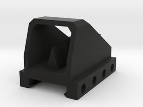 Mini Dot Sight for Rival Rail in Black Natural Versatile Plastic
