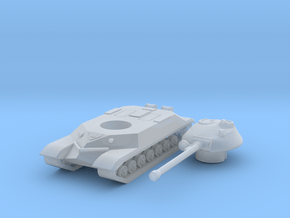 1/285 T-10 Heavy Tank in Smooth Fine Detail Plastic: Small